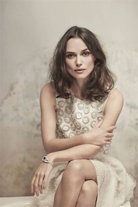 Photos Of Keira Knightley by Keira Knightley Promoshoot For Chanel Coco Mademoiselle