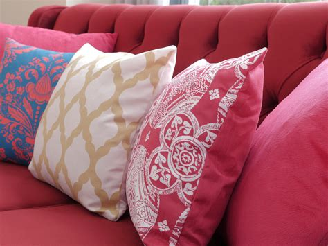 red couch with pillows red sofa throw pillows sofa menzilperde net