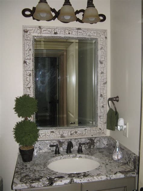 bathroom mirror frame kits mirror frame kit traditional bathroom mirrors salt