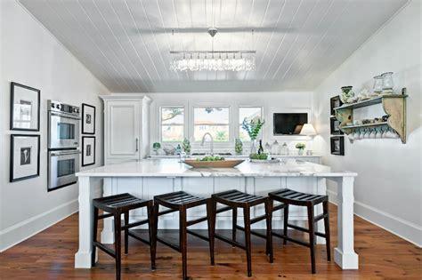 beadboard ceiling kitchen beadboard kitchen ceiling cottage kitchen chic