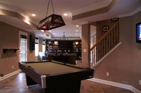paint colors basement low ceiling