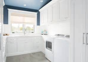 Painting Laundry Room Cabinets California House Designed By Brandon Architects Home Bunch Interior Design Ideas