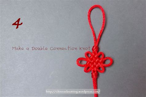 How To Make Knot - tutorial knot pendant chineseknotting
