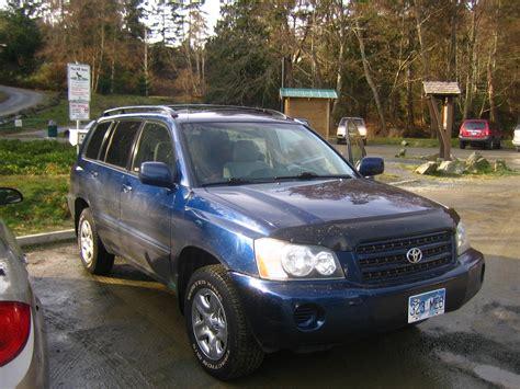 2003 Toyota Highlander 2003 Toyota Highlander Pictures Cargurus