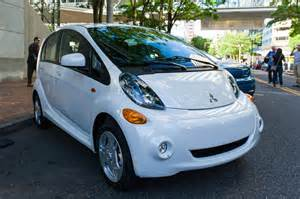 Mitsubishi I Miev I Miev Electric Car How Does It Compare To Vw E Golf