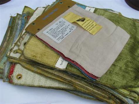 upholstery fabric sle books lot 50s 60s vintage henredon upholstery fabric sles