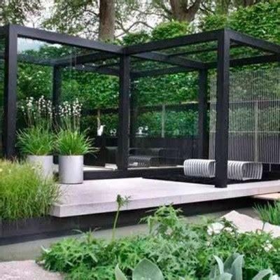 Contemporary Garden Decor Modern Gardens Ideas For An Garden View Actual Home