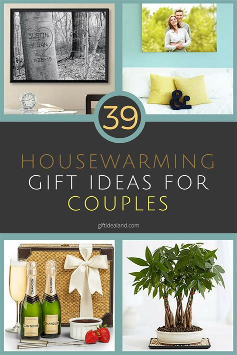 Housewarming Gift Ideas For Couple | 39 good housewarming gift ideas for couples moving home