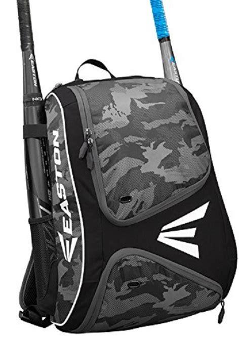 easton e110bp black camo bat pack backpack equipment bag baseball softball ebay