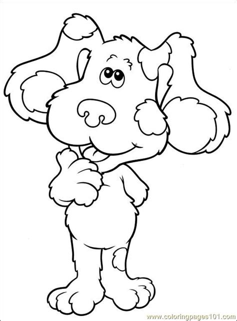 nick jr blue s clues coloring pages nick jr coloring book pics photos nick jr coloring pages