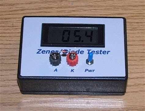 zener diode test with multimeter wolfden press electronics