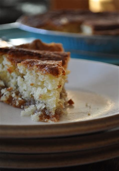 snickerdoodle pie mountain mama cooks