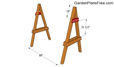 a frame swing plans free a frame swing plans free download pdf woodworking a frame