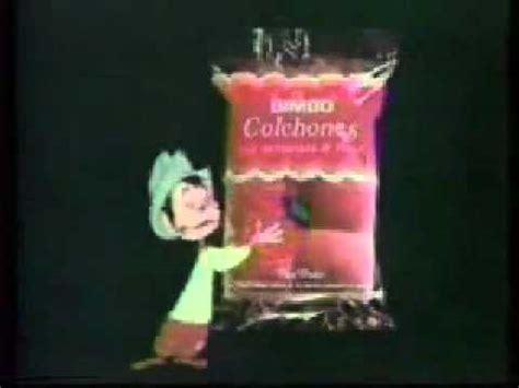 colchones bimbo comercial de colchones bimbo de fresa 1980 youtube