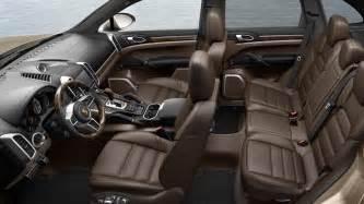 2015 Porsche Cayenne Interior 2015 Porsche Cayenne Interior
