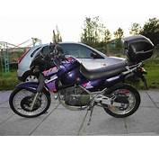 TABL&211N DE ANUNCIOS  Vendo Kawasaki Kle 500 Motos Segunda