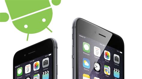iphone 6 vs android the iphone 6 from an android user s perspective pocketnow