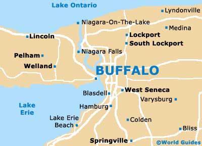 buffalo in usa map buffalo travel guide and tourist information buffalo new