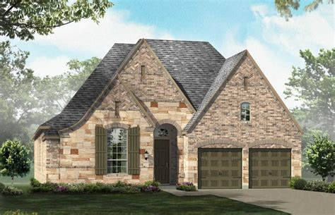 new home plan 543 in richmond tx 77407