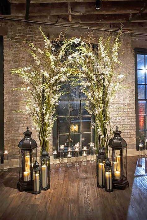 Rustic Wedding Decor by Best 25 Wedding Lanterns Ideas On Simple