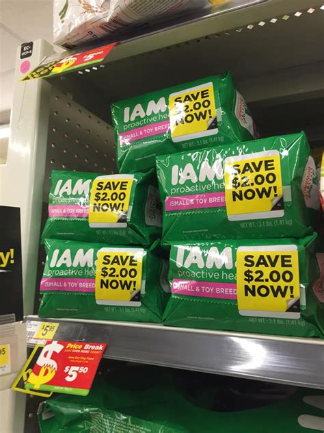 dog food coupons dollar general iams dog food only 2 50 at dollar general today only