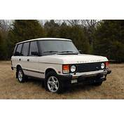 1995 Land Rover Range Classic For Sale On BaT