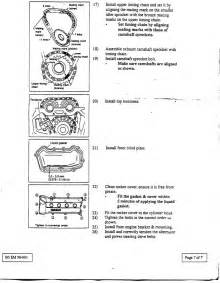 nissan official timing chain diagnosis and replacement