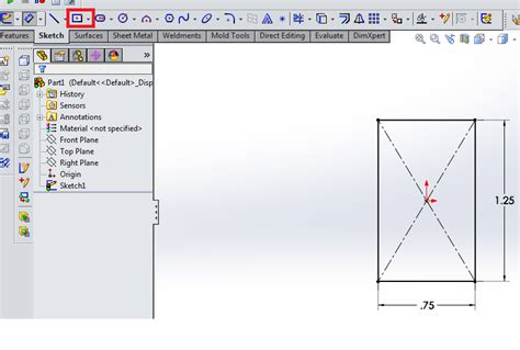 cross sectional profile basic weldment profiles in solidworks 12cad com
