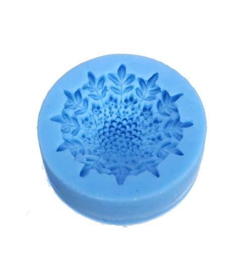 moldes de silicona maria molde silicona con motivos florales
