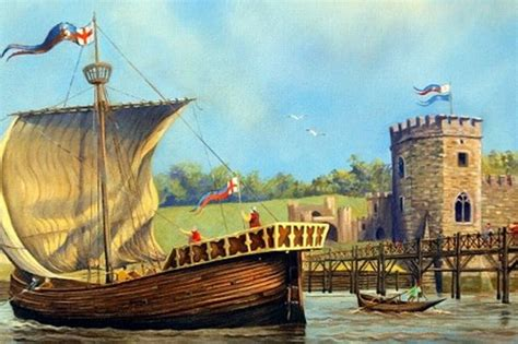 boat transport wales newport s medieval ship may have come from basque country