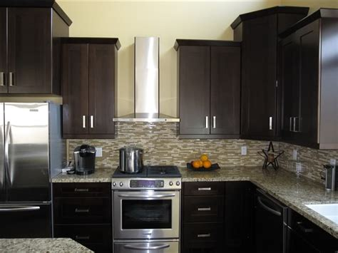 black brown kitchen cabinets dark brown maple kitchen cabinets save up to 60 on