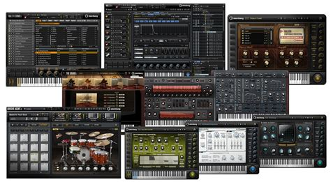 Steinberg Absolute Vst Collection 2 steinberg absolute 2 vst instrument collection released