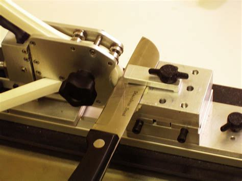 accurate rubber st sharpness tester