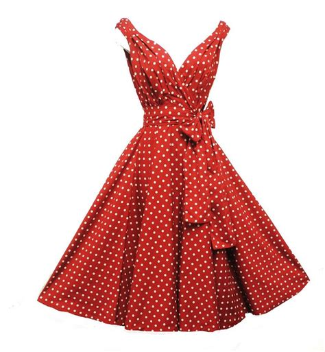 red polka dot swing dress new quot rosa rosa quot vintage 1950s style red polka dot party prom