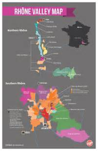 vineyards map wine region maps images
