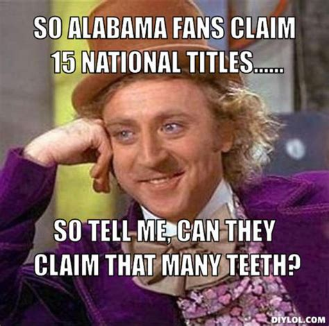 Funny Alabama Football Memes - 17 best ideas about alabama memes on pinterest alabama