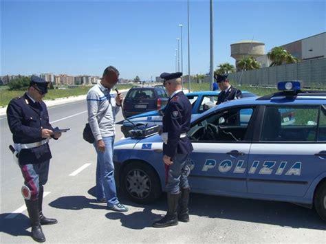 ministero interno polizia stradale segreteria provinciale di ragusa autonomi di polizia