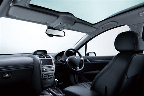 peugeot 407 interior interior peugeot 407 sw jp spec 2004 08