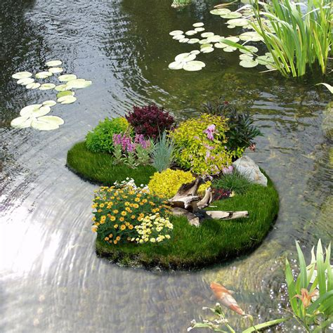 Images Flower Gardens Floating Flower Gardens The Green