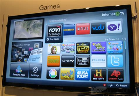 samsung announces smart tv app finalists sammy hub