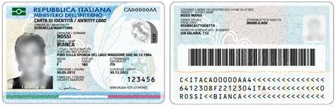 ufficio anagrafe bolzano nuova carta d identit 224 elettronica c i e