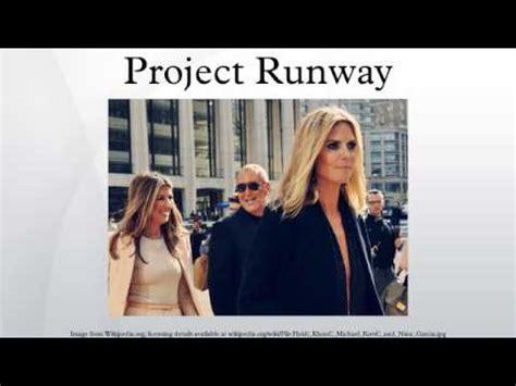 Project Runway Guru Gets Bravo Show by Vote No On Pleting Deadline D