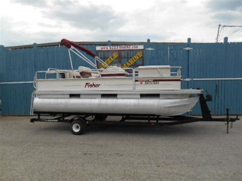 jet boats for sale columbus ohio for sale used 2004 fisher 180 liberty in columbus ohio