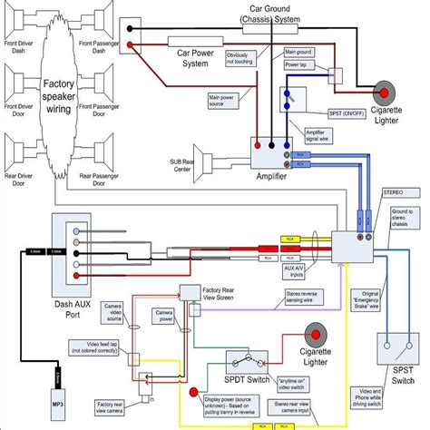 toyota display audio system wiring diagram wiring diagrams