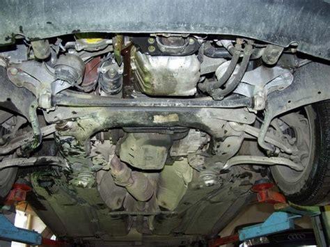 Audi A4 B5 Z Ndkerzen Wechseln by Unterfahrschutz Unterbodenschutz Audi A4 Typ 8d2 B5