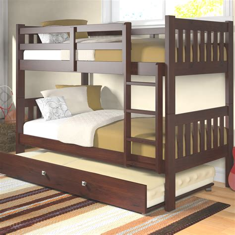 espresso bunk bed the hidden agenda of allentown twin over roy home design