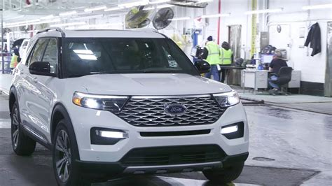 Ford Production 2020 by 2020 Ford Explorer Production