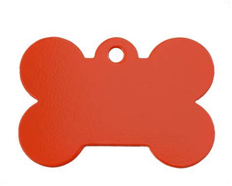 puppy tags large bone id tag classic