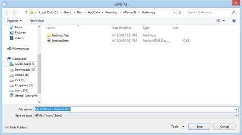 Outlook Save Email As Template how to create an outlook template for emails