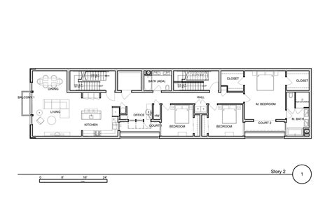 san francisco floor plans san francisco s first passive house apartment complex